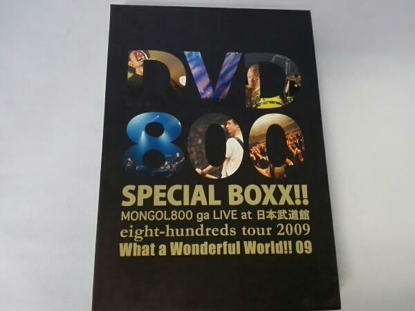 MONGOL800 DVD800 SPECIAL BOXX!! ライブグッズの画像