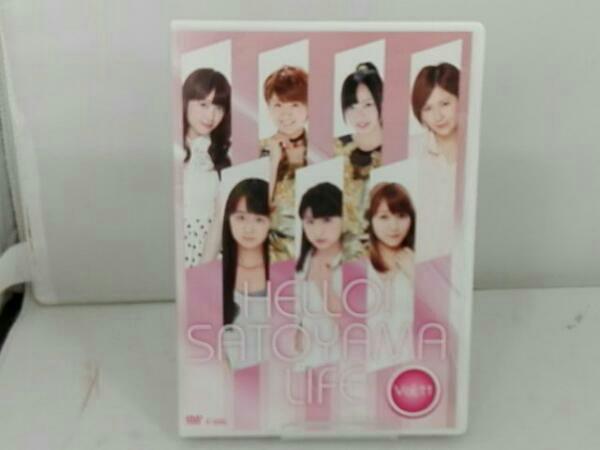 DVD ハロプロ ハロー!SATOYAMAライフ Vol.11 ライブグッズの画像