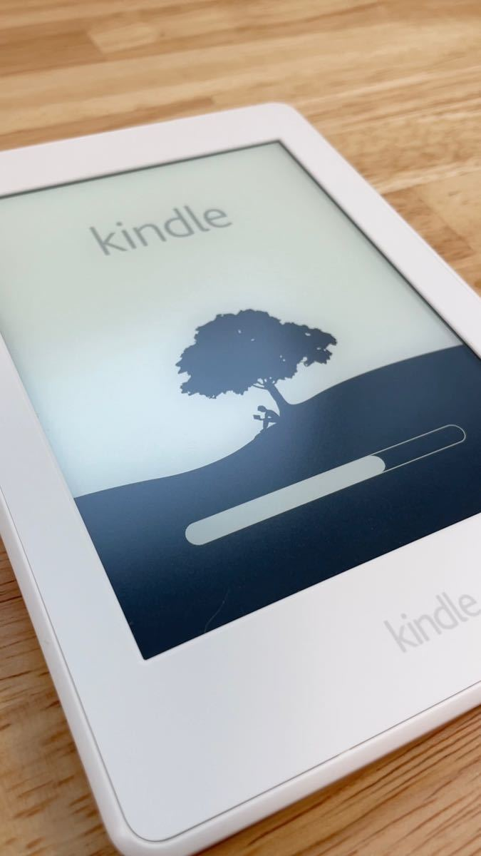 Kindle Paperwhite 第7世代 Amazon Wi-Fiモデル 4GB ホワイト キャンペーン情報なし 広告なし