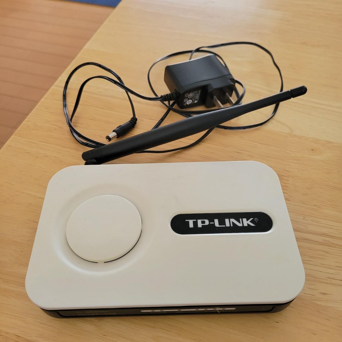 TP-LINK 無線LANルーター 54M