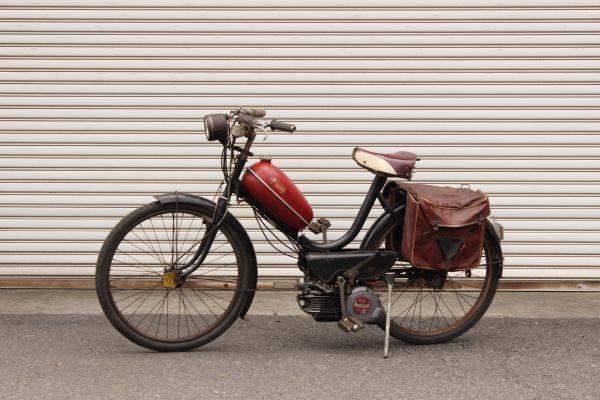 「フランス製 Moto Prestar Mosquito モペッド 実働車」の画像1