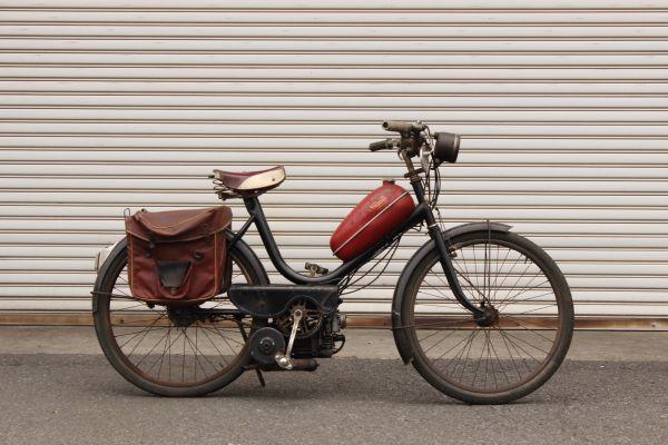 「フランス製 Moto Prestar Mosquito モペッド 実働車」の画像2