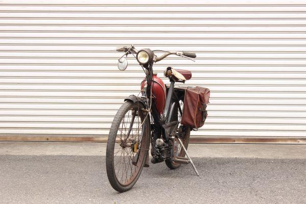 「フランス製 Moto Prestar Mosquito モペッド 実働車」の画像3