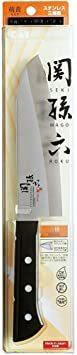 ブラック 貝印 KAI 三徳包丁 関孫六 萌黄 165mm 日本製 AE2900_画像7