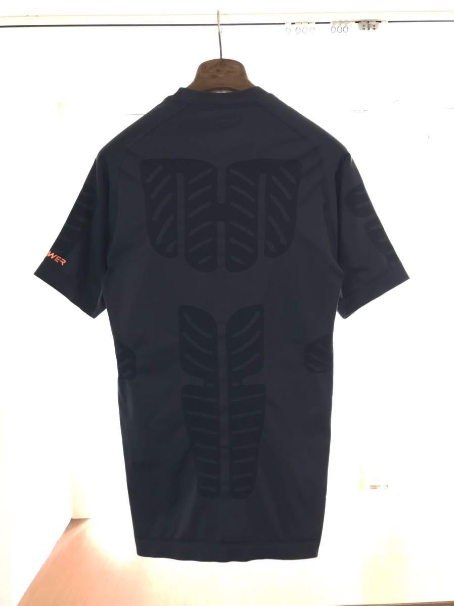 ☆puma☆プーマ☆パワー系インナーシャツコンプレッションインナーTシャツXL トルコ製