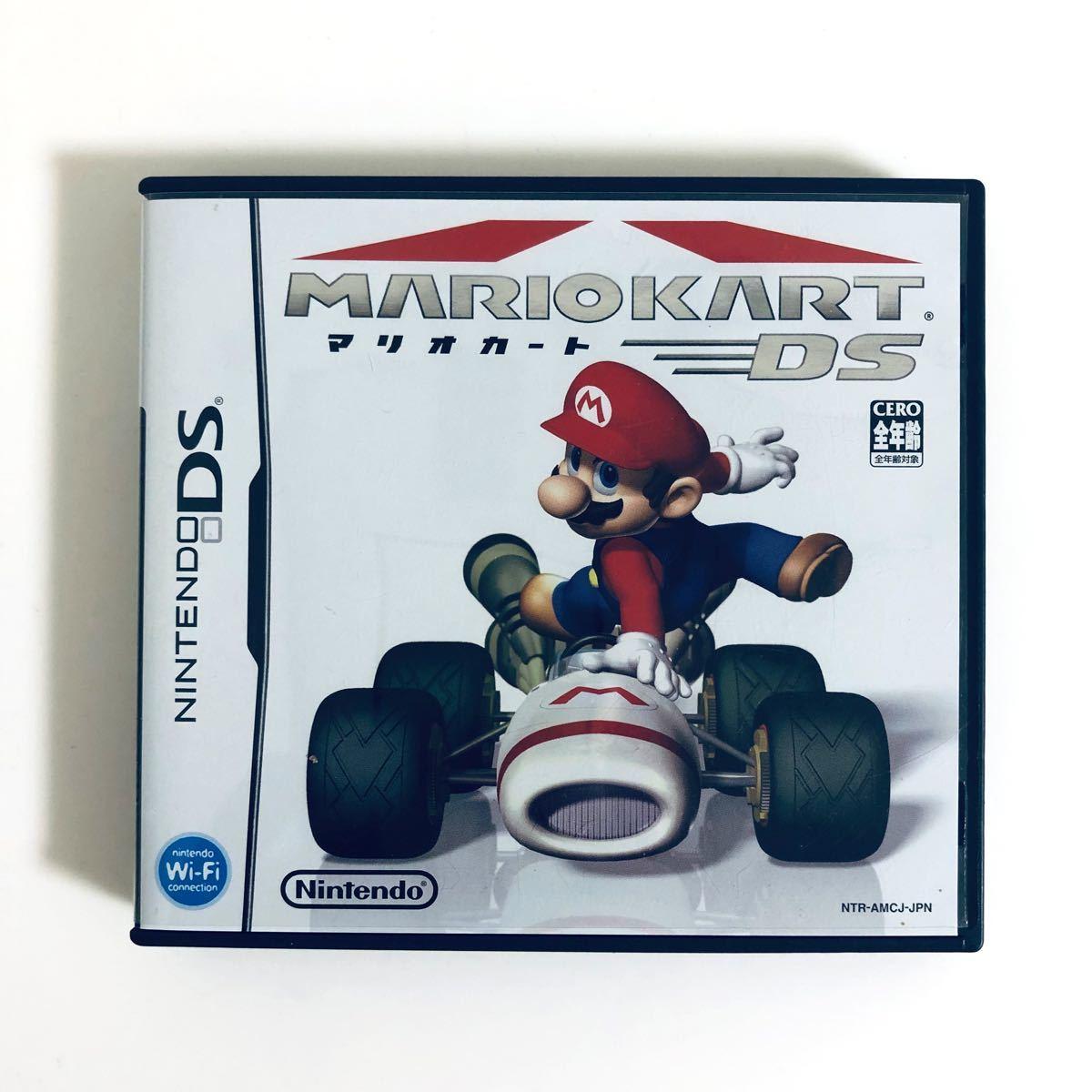 マリオカートDS DSソフト ニンテンドーDS マリオカート 任天堂 Wiiマリオカート