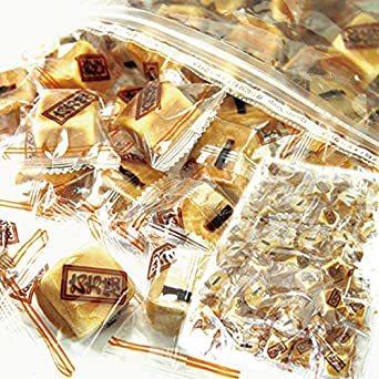 1キログラム (x 1) 株式会社天然生活 訳あり あんこギッシリ六方焼 どっさり1kg 個包装で食べやすい!和菓子好き必見!ま_画像4