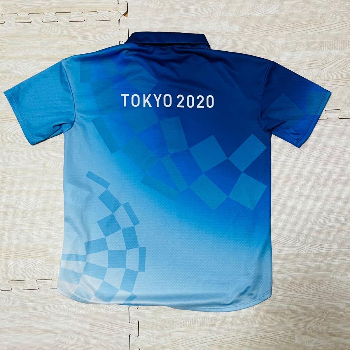 【2XS】東京オリンピック2020 ポロシャツ 未使用_画像2