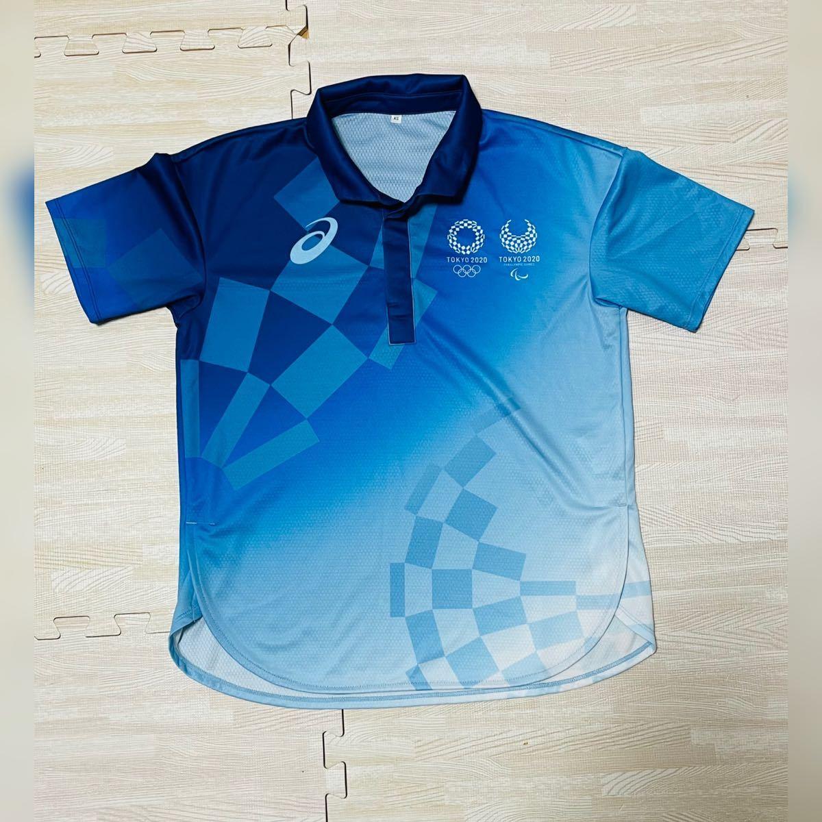 【2XS】東京オリンピック2020 ポロシャツ 未使用_画像1