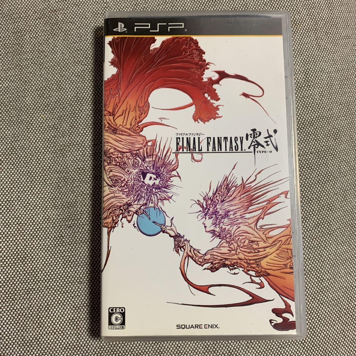 PSP ファイナルファンタジー零式 PSPソフト