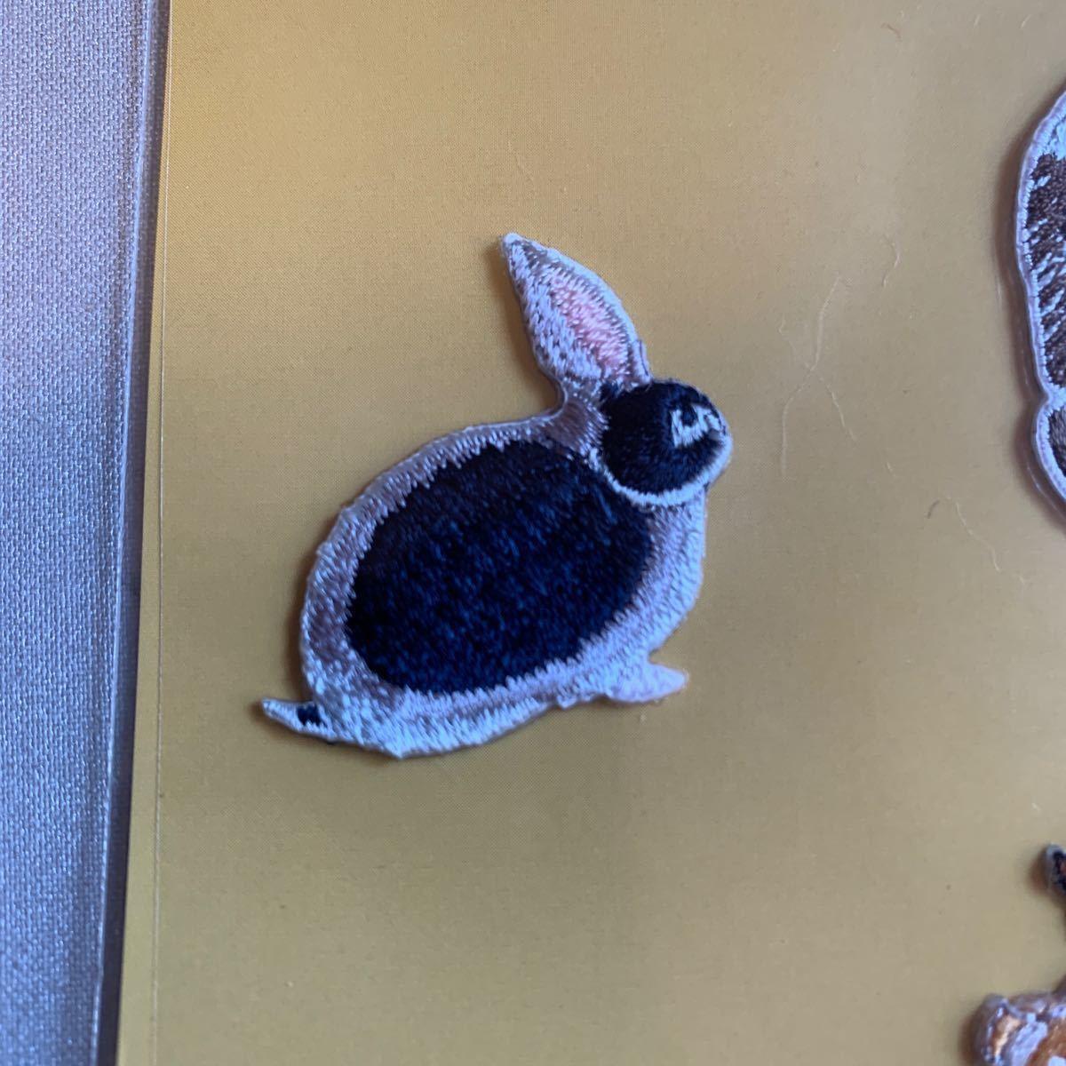 アイロンワッペン 刺繍シール 山種美術館グッズ