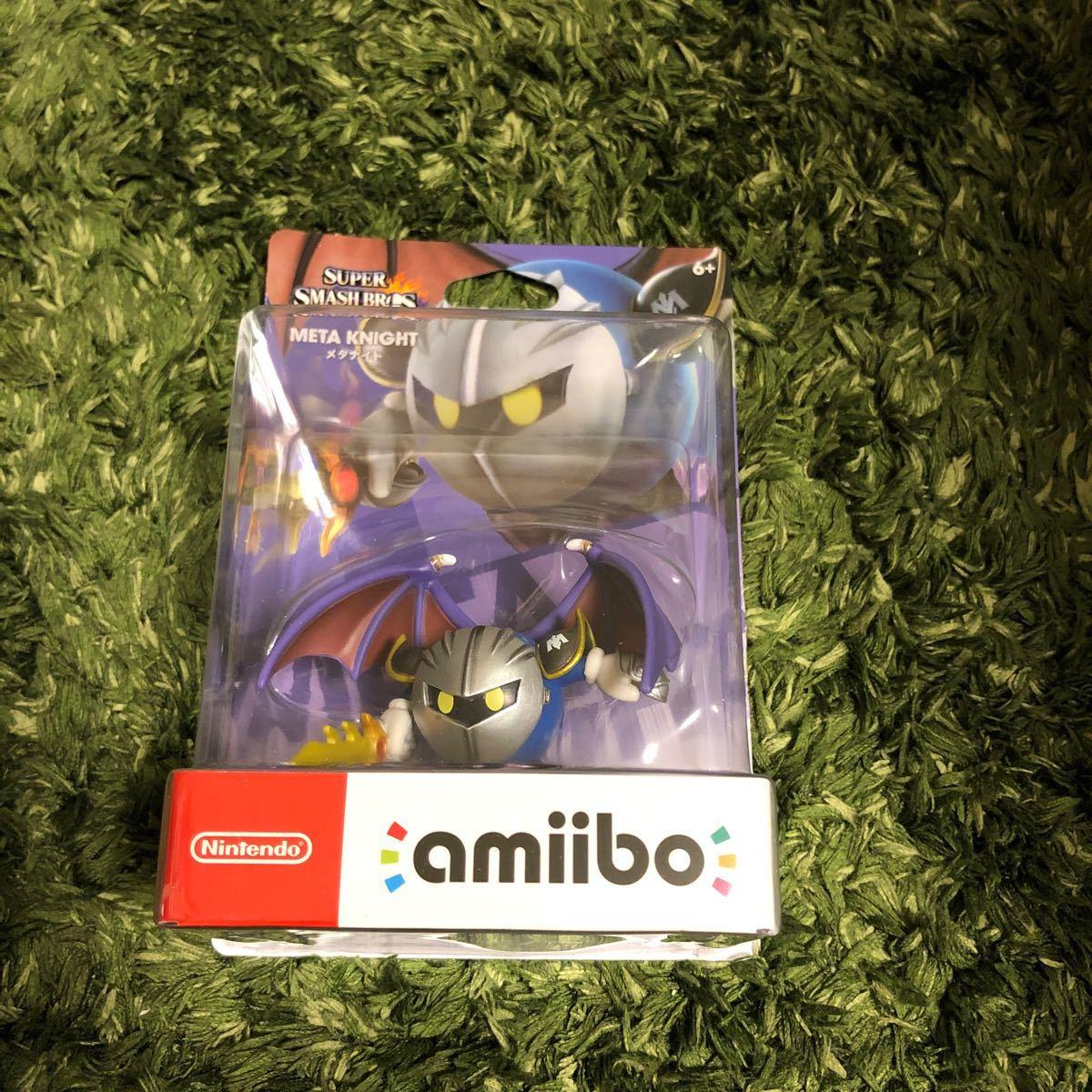 大乱闘スマッシュブラザーズ メタナイト  アミーボ amiibo Nintendo Switch