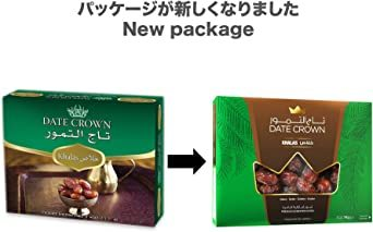 1kg デーツクラウン デーツ カラース種 1kg ( マイルドな甘さ / ナツメヤシ / 無添加 / 砂糖不使用 / 非遺伝子_画像2