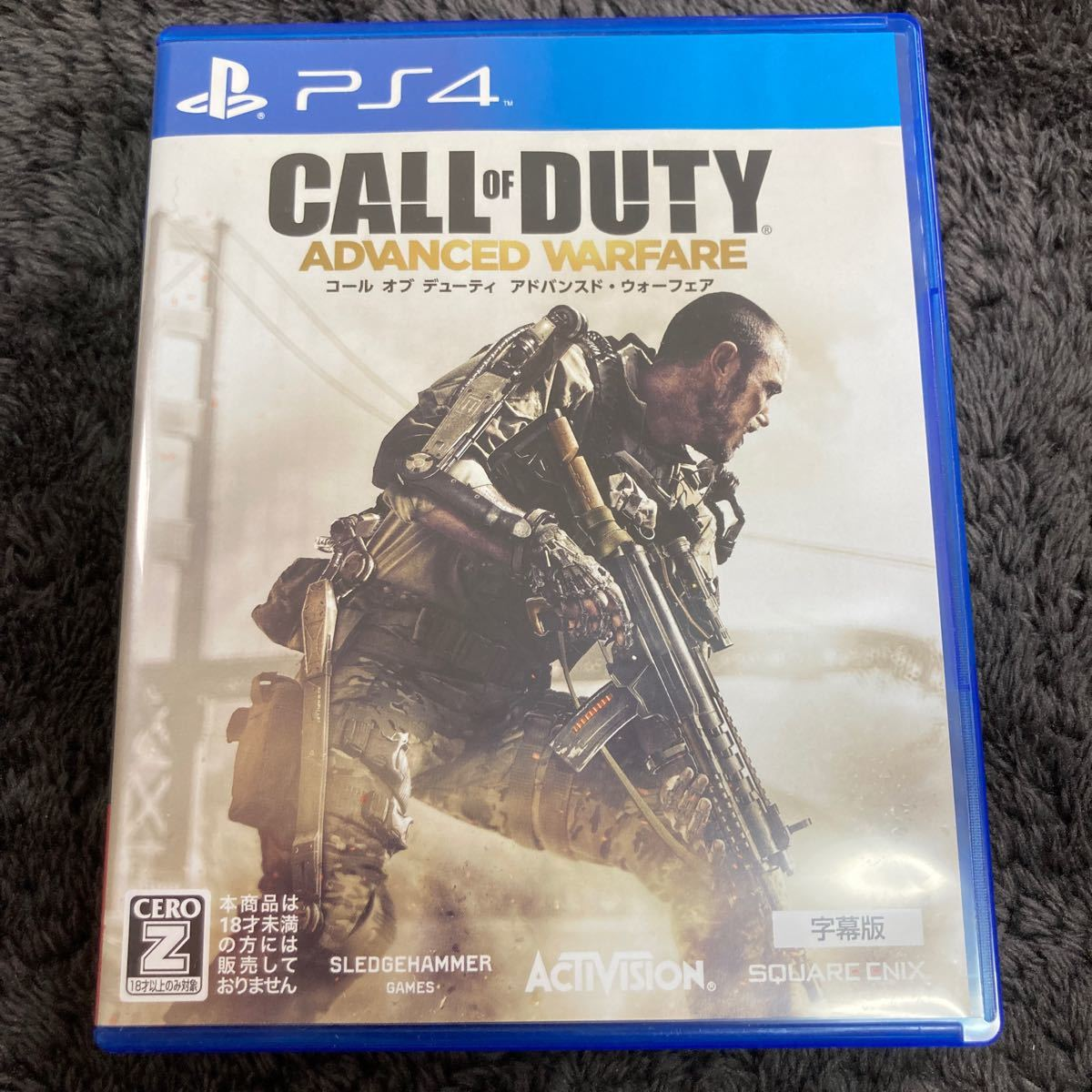 PS4 コールオブデューティアドバンスド・ウォーフェア CALL OF DUTY