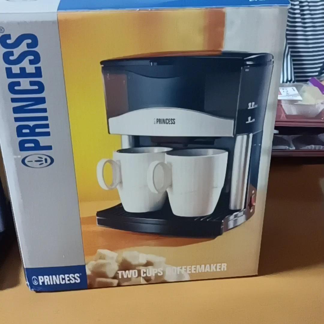 コーヒーメーカーPRINCESS
