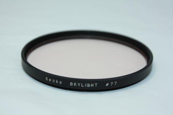 kenko skylight 77mm ケンコー / 現状品 カメラ レンズ フィルター / イ004_画像2