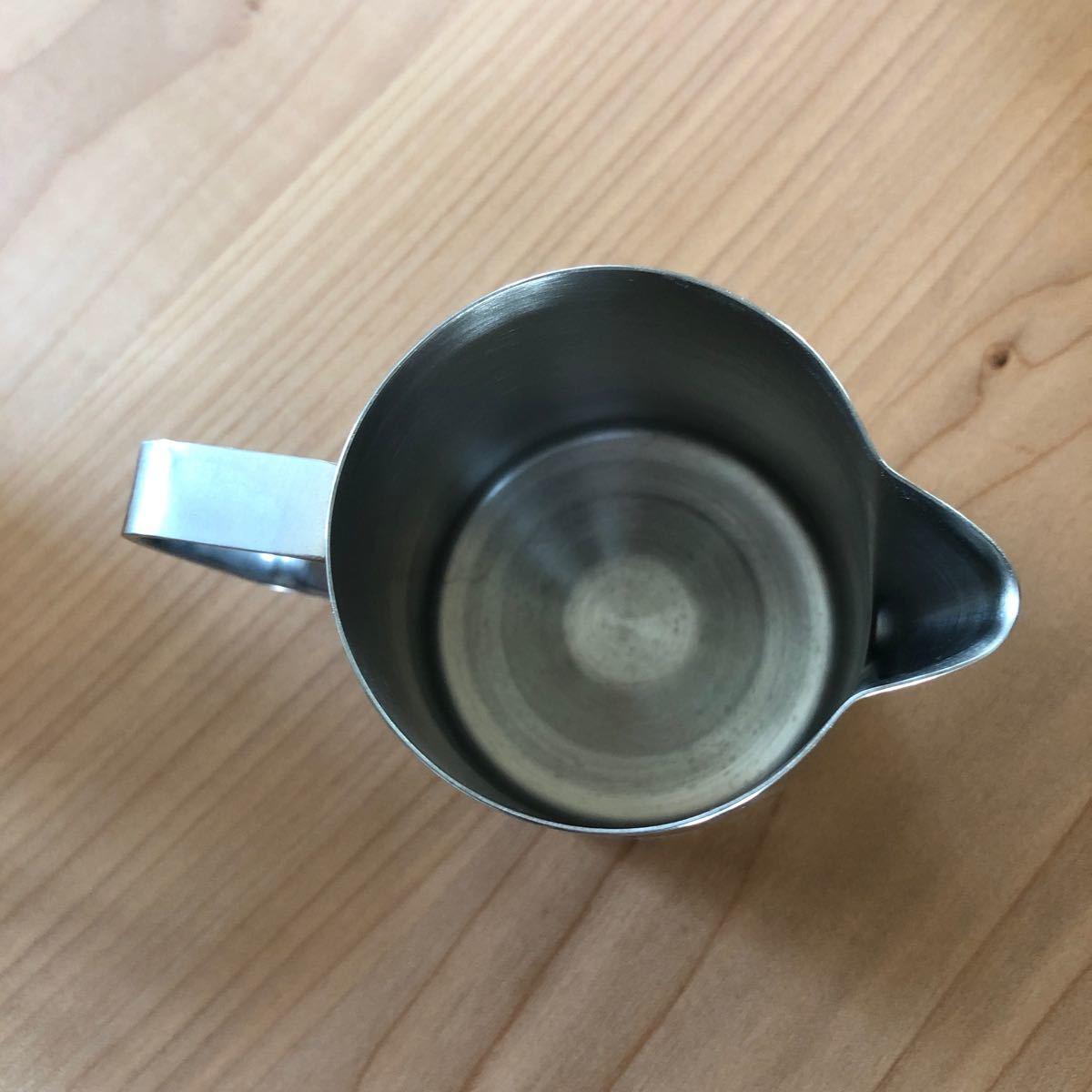 デロンギ ステンレス製 ミルクジャグ 350ml