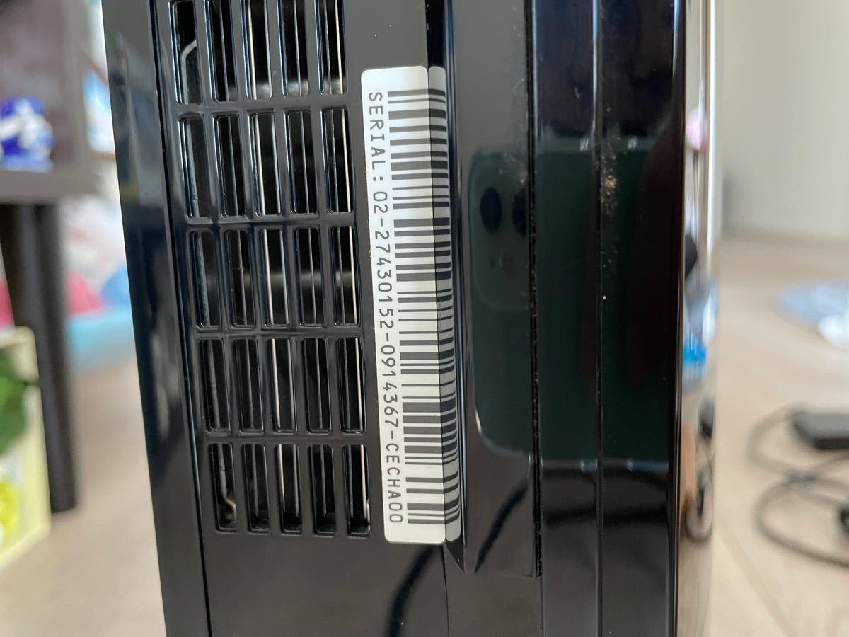PS3本体 SONY ソニー PlayStation3 ブラック