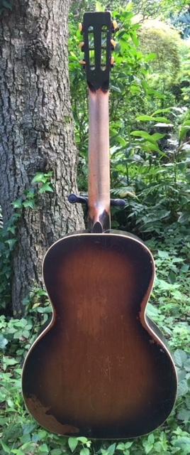 激レア!遂にプロ放出品!本物30年代USA製【オリジナル・ドブロ DOBROギター】激鳴りのリゾネーター!ブルース、カントリー、ハワイアンに抜群_画像5