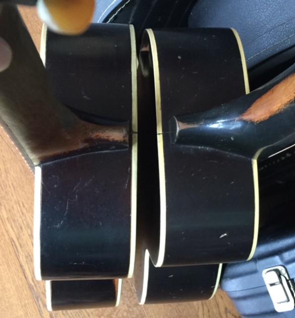 激レア!遂にプロ放出品!本物30年代USA製【オリジナル・ドブロ DOBROギター】激鳴りのリゾネーター!ブルース、カントリー、ハワイアンに抜群_画像9
