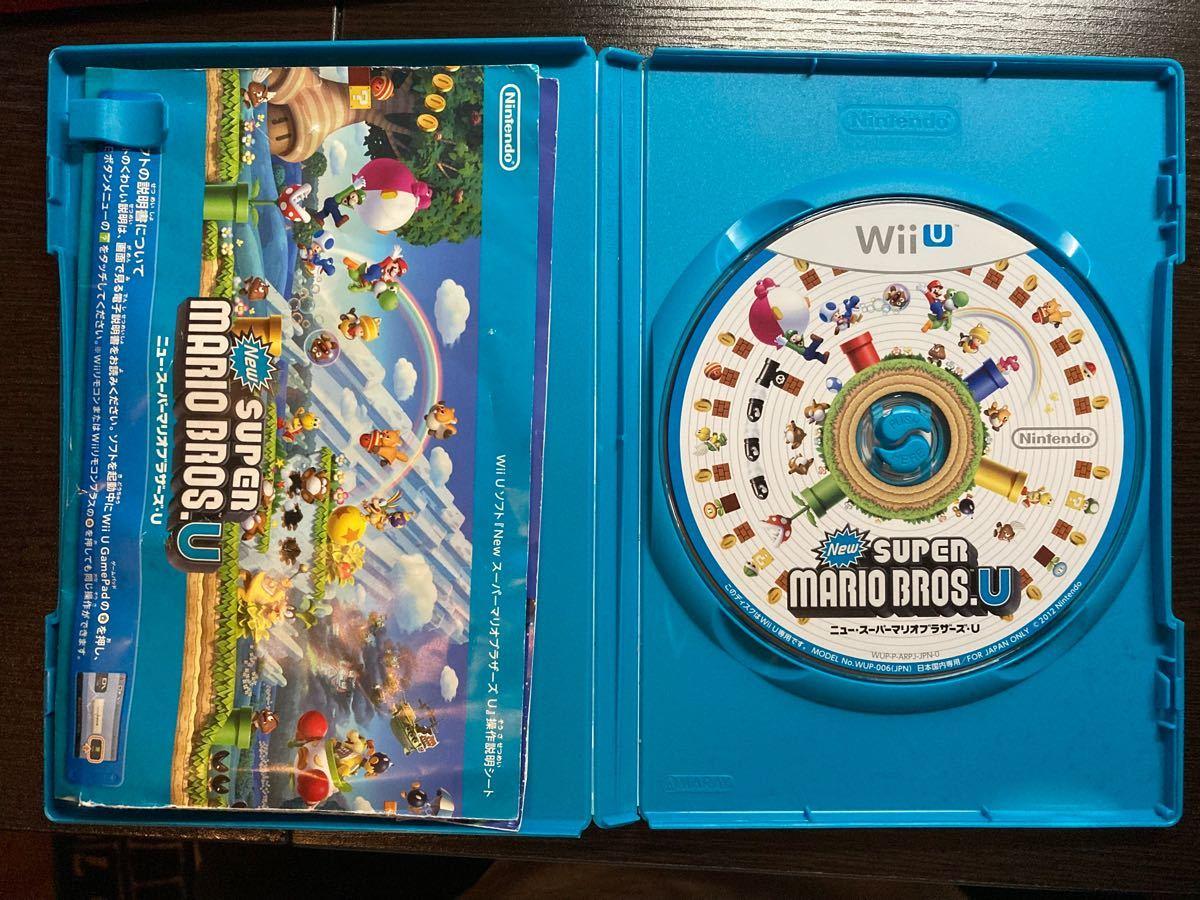 スーパーマリオブラザーズU WiiU