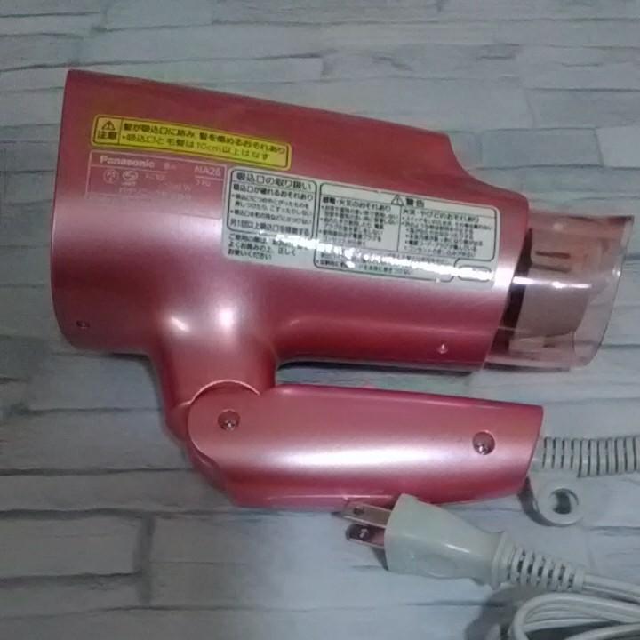 Panasonic ヘアードライヤーナノケアEH-NA26