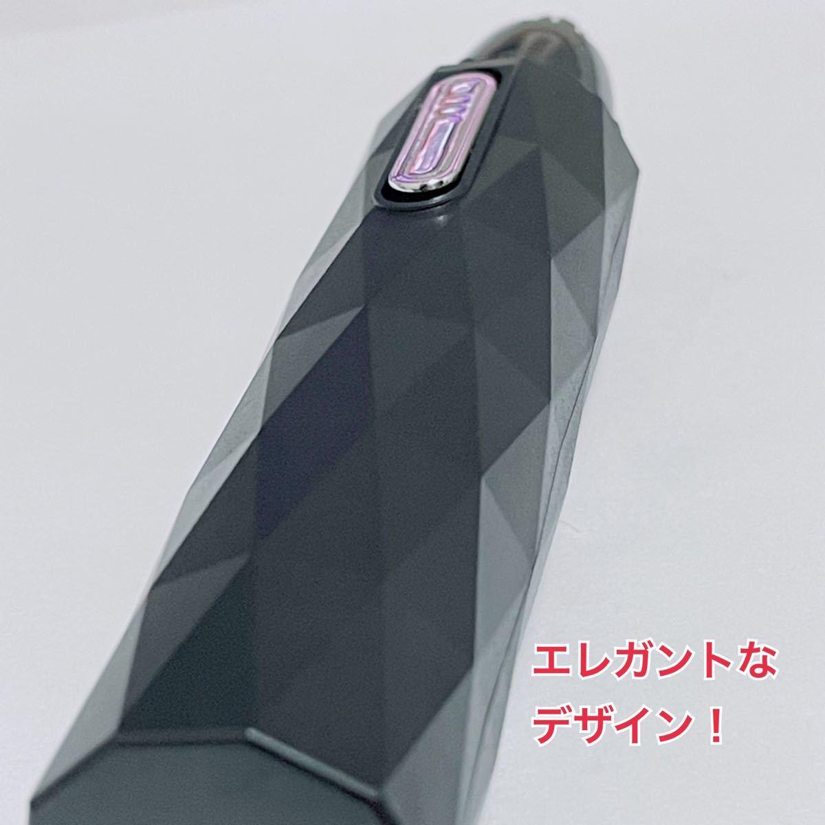 21年新作 鼻毛カッター 耳毛カッター USB充電式水洗い可能 小型 男女兼用