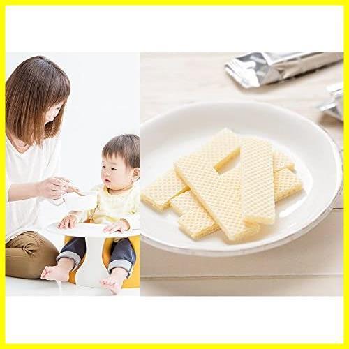 森永製菓 マンナウェファー 14枚(2枚×7袋)×6箱 【栄養機能食品(カルシウム・鉄)】_画像5