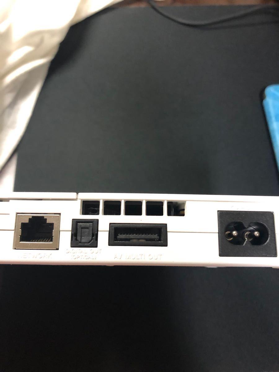 PS2 scph 90000 ホワイト 付属品 あり SONY プレイステーション2 PlayStation2