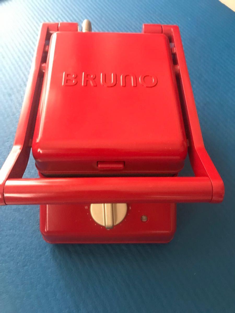 BRUNO ブルーノ グリルサンドメーカー シングル
