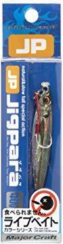 #83 ライブ金アジ 40g メジャークラフト メタルジグ ジグパラ ショート ライブベイトカラー ルアー JPS_画像2