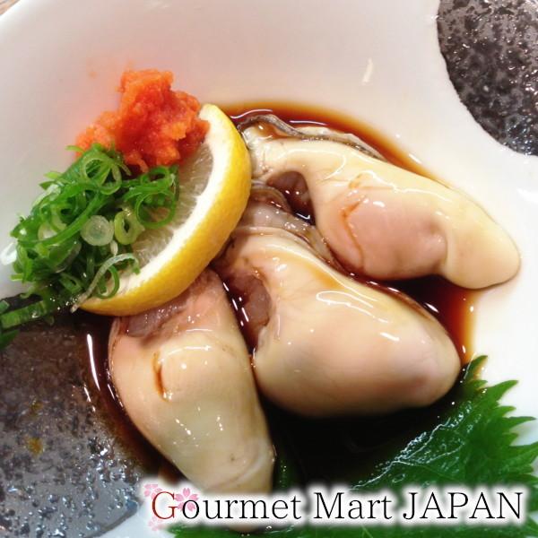 【グルメマートJAPAN】産地直送 北海道厚岸産 殻付き生牡蠣 マルえもん [L(90g~120g)] 20個セット_画像4