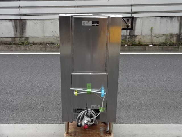 ※動作良好※◆2019年製◆ホシザキ食器洗浄機【貯湯タンク内蔵】三相200V50Hz◆JWE-580UB◆dw079_画像8