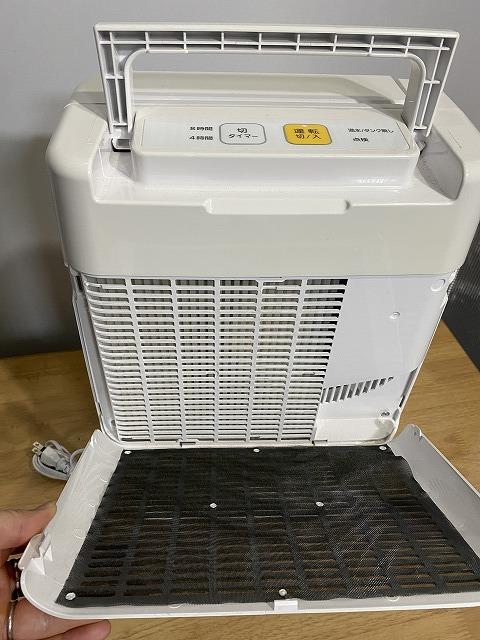 アイリスオーヤマ 除湿機 DDA-20 衣類乾燥除湿機 デシカント式 2018年製 USED 中古_画像6