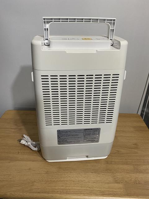 アイリスオーヤマ 除湿機 DDA-20 衣類乾燥除湿機 デシカント式 2018年製 USED 中古_画像3