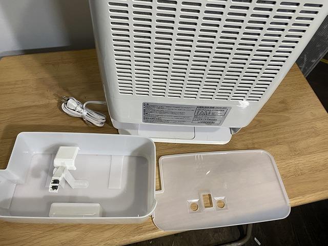 アイリスオーヤマ 除湿機 DDA-20 衣類乾燥除湿機 デシカント式 2018年製 USED 中古_画像5