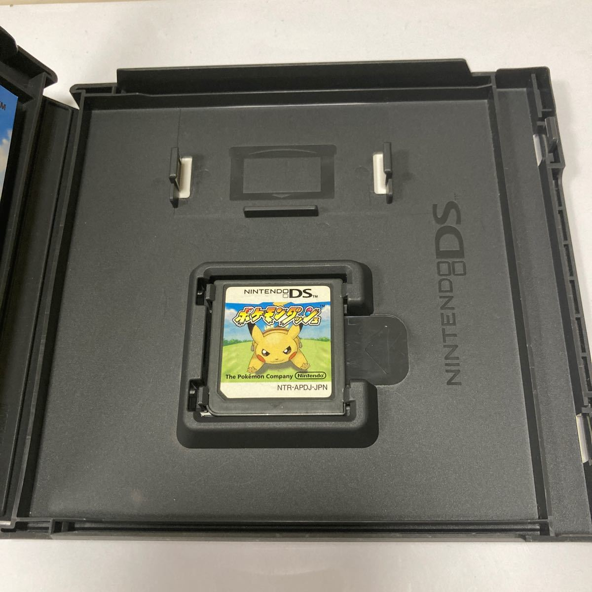 ポケモンダッシュ DSソフト