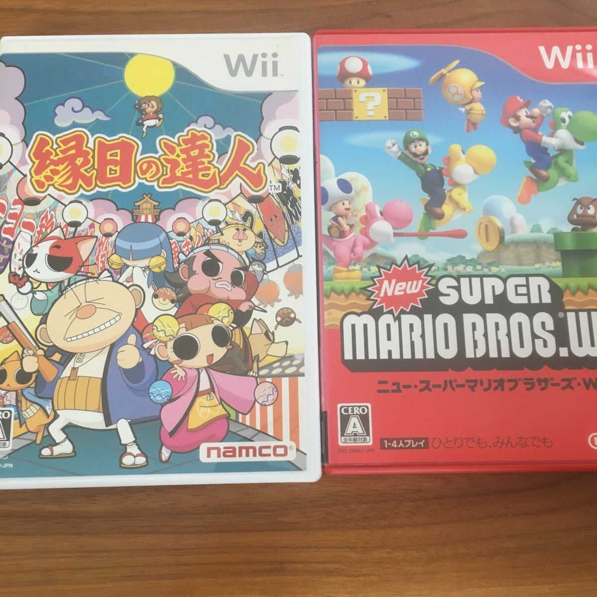 Wii 縁日の達人 ニュースーパーマリオブラザーズ