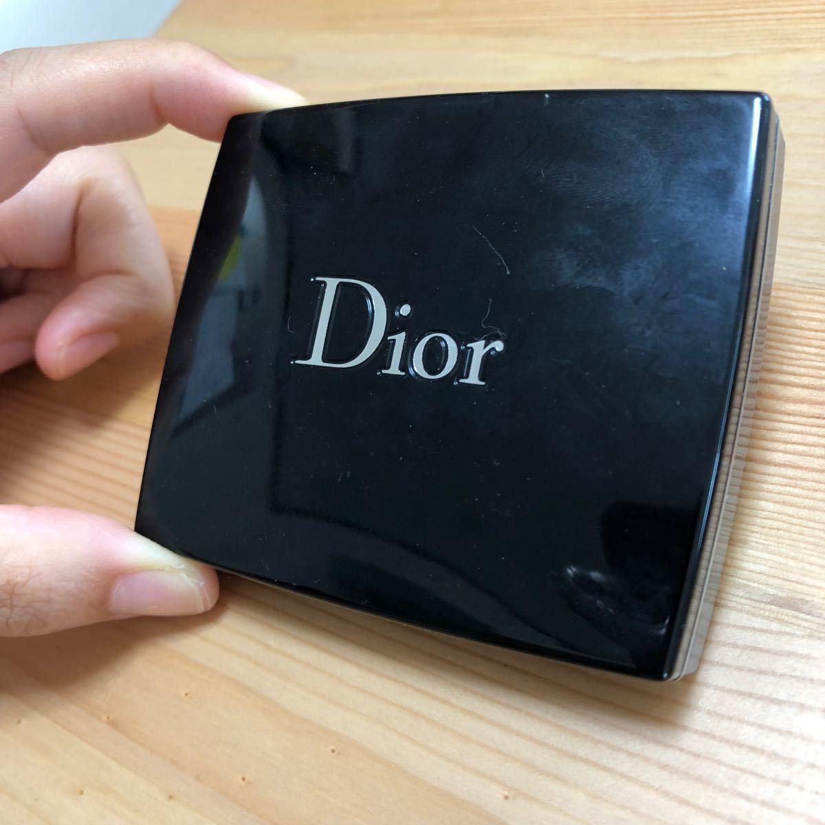 【Dior】ディオールサンククールアイシャドウ