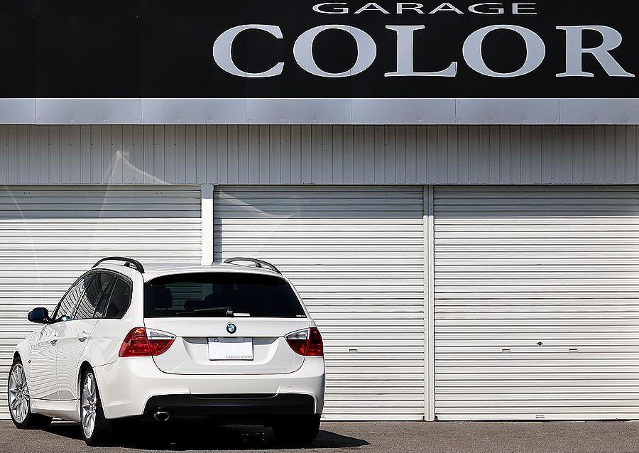 「【 Mスポーツモデル 】 2007y BMW 320i ツーリング Mスポーツ専用装備 新車オプション多数 アルピン・ホワイトⅢ 検R5/9」の画像3