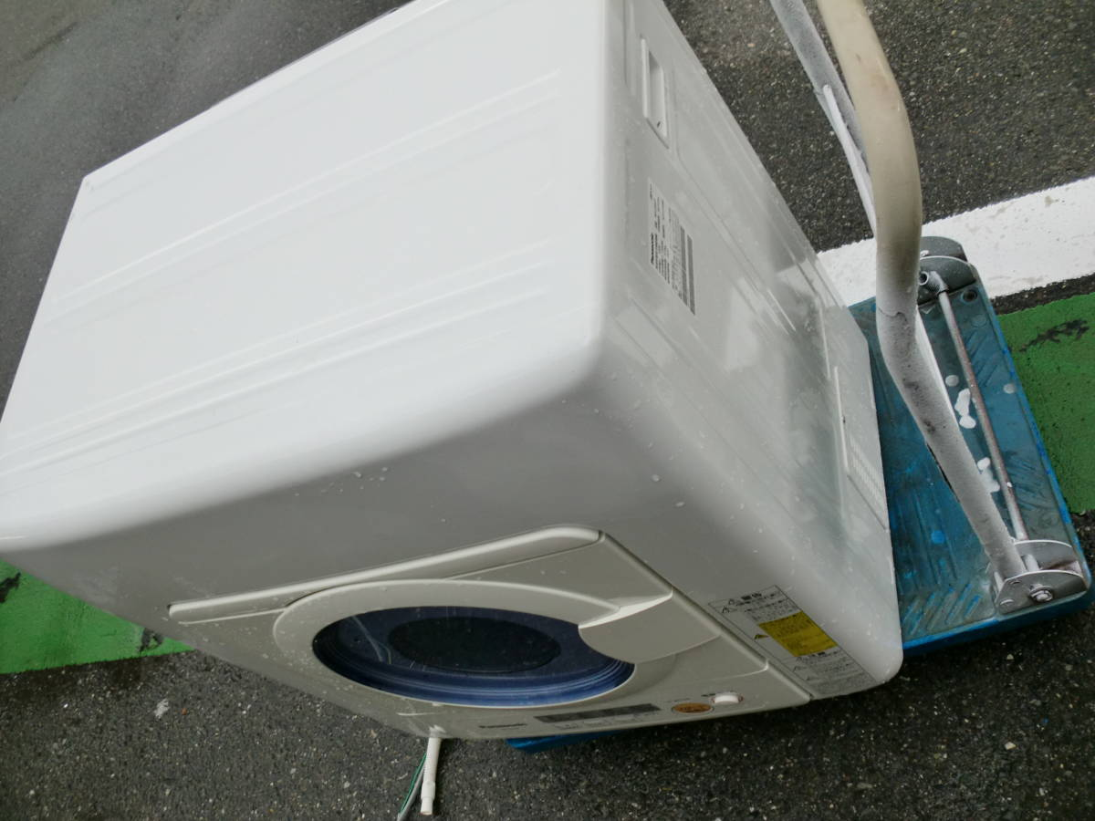パナソニック/Panasonic  除湿タイプ衣類乾燥機 NH-D502P 2014年 引取り歓迎 動作保証付_画像5