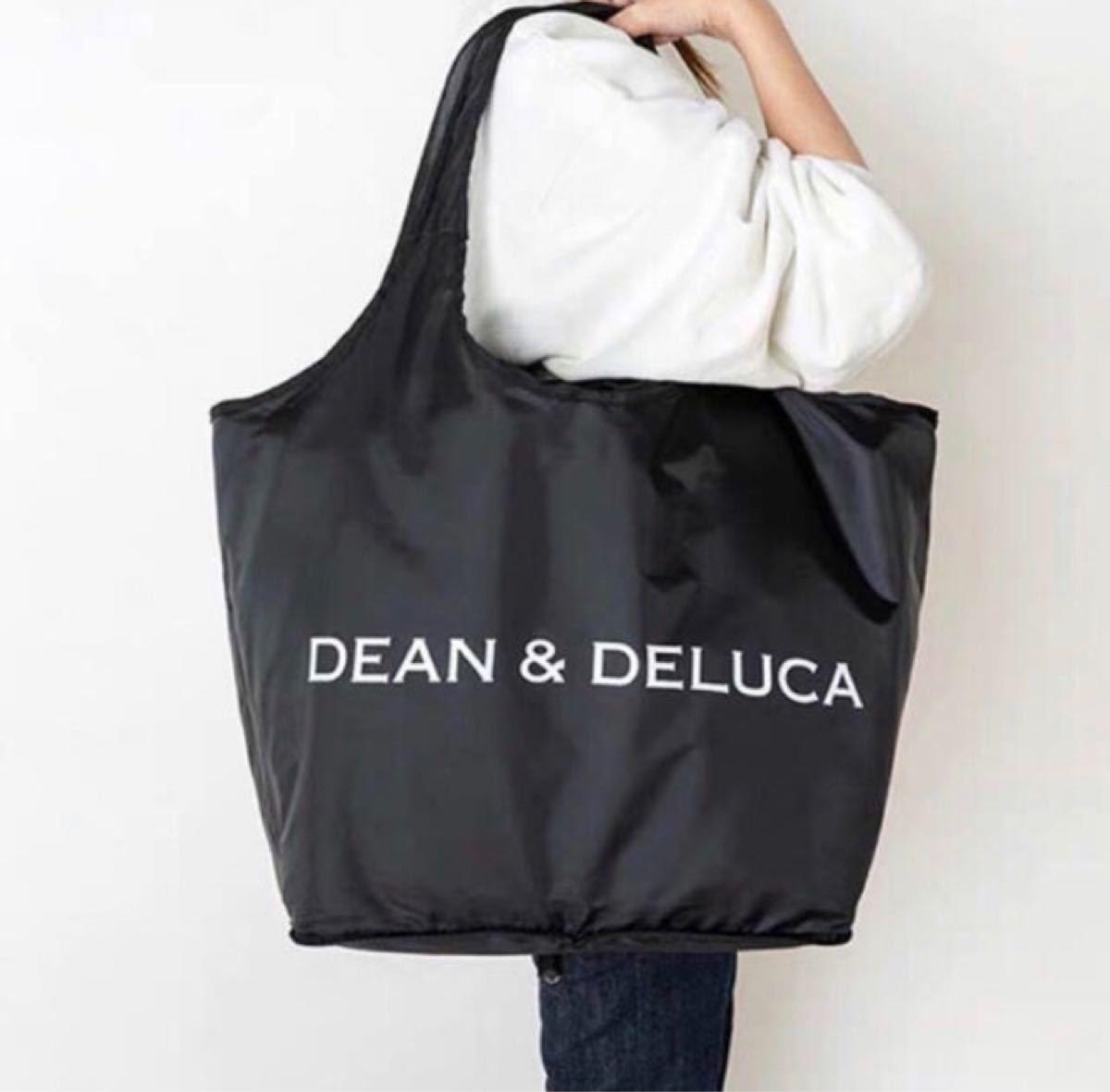 DEAN&DELUCA ディーン&デルーカ トートバッグ レジカゴ  エコバッグ ボトルケース