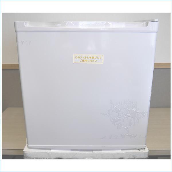 [DSE] 1円~ (展示未使用品) MAXZEN 小型 冷蔵庫 46L JR046ML01WH ホワイト 2021年製 右開き 一人暮らし_画像2