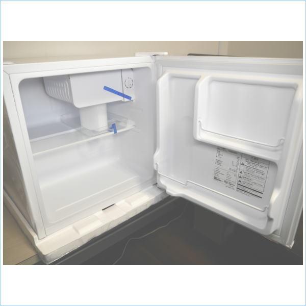 [DSE] 1円~ (展示未使用品) MAXZEN 小型 冷蔵庫 46L JR046ML01WH ホワイト 2021年製 右開き 一人暮らし_画像5