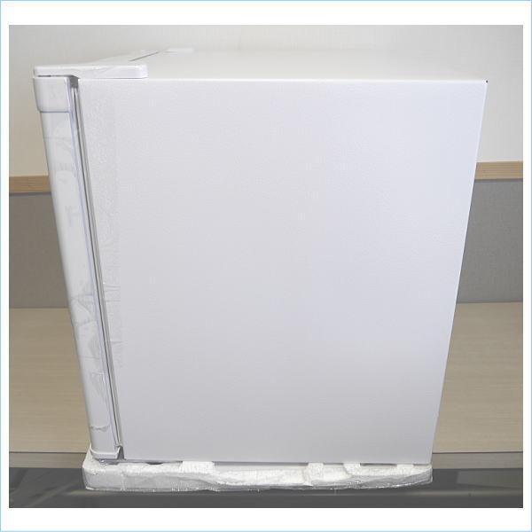 [DSE] 1円~ (展示未使用品) MAXZEN 小型 冷蔵庫 46L JR046ML01WH ホワイト 2021年製 右開き 一人暮らし_画像3
