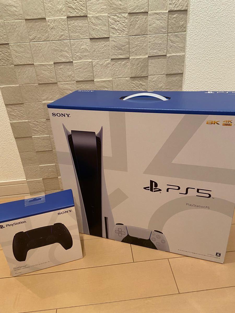 PS5 本体 PlayStation5 CFI-1100A01 ディスクドライブ搭載モデル & DualSenseセット