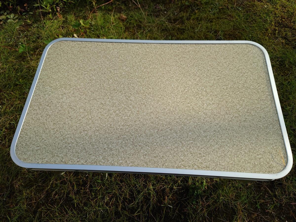 ソロキャンプ用 折りたたみ フォールディング テーブル