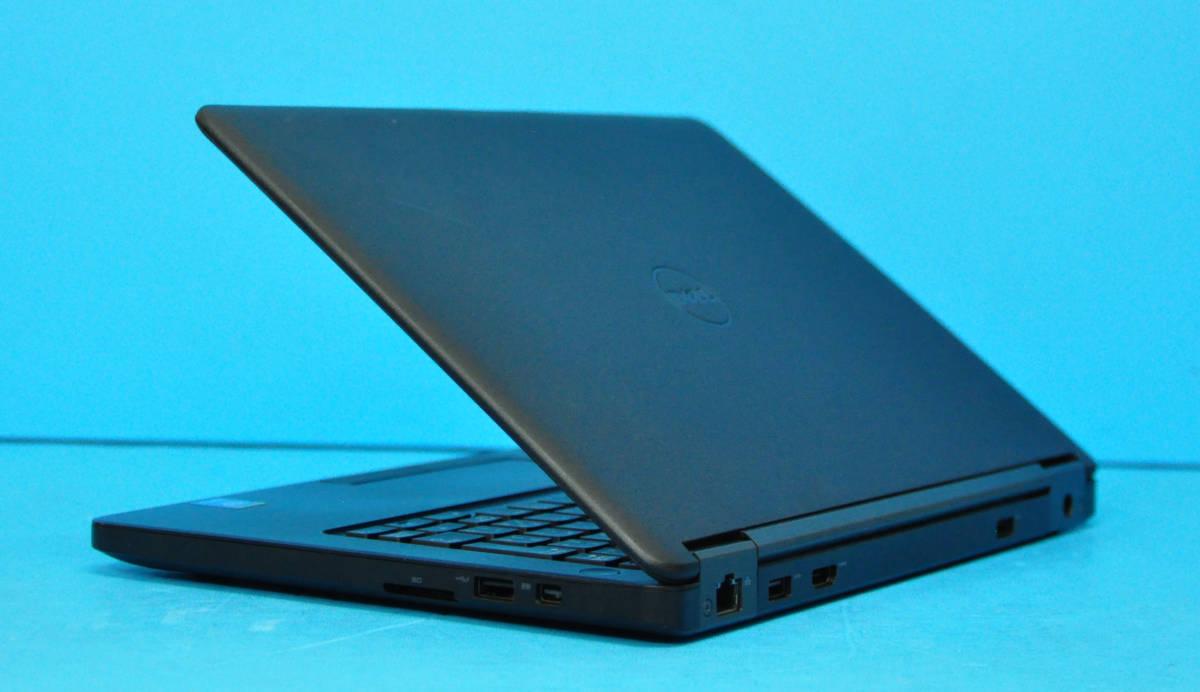 ♪ 良品 上位モデル Latitude E5270 ♪ Core i5 6200U / メモリ8GB / SSD:128GB / Wlan / Office2019 / Win10._画像5