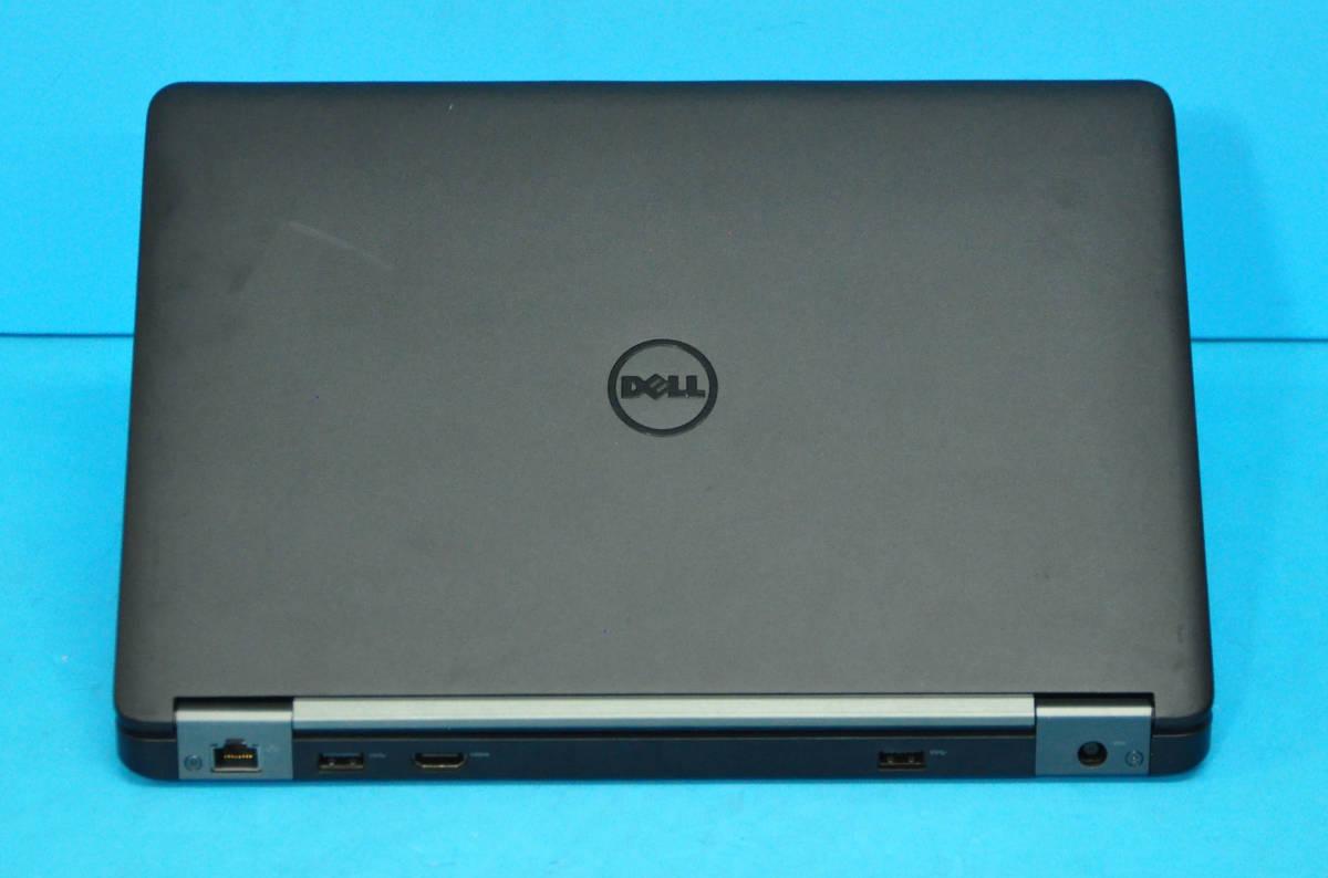 ♪ 良品 上位モデル Latitude E5270 ♪ Core i5 6200U / メモリ8GB / SSD:128GB / Wlan / Office2019 / Win10._画像3