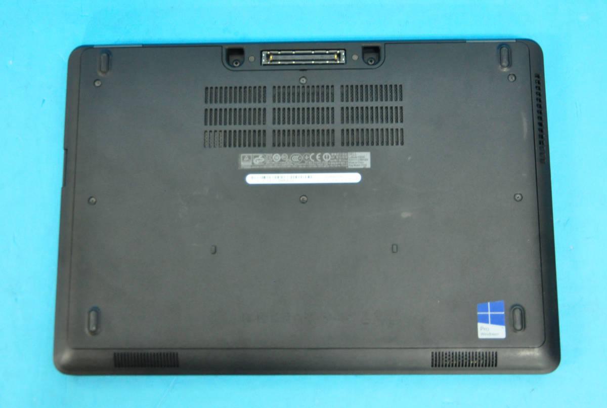 ♪ 良品 上位モデル Latitude E5270 ♪ Core i5 6200U / メモリ8GB / SSD:128GB / Wlan / Office2019 / Win10._画像4
